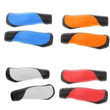 Non-slip Mountain MTB Bike Bicycle Cycling Handlebar Grips Cover Rubber Bar Grip