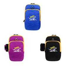 Sports Gym Arm Band Bag Running Cycling Exercise Phone Key Holder Pouch Pocket