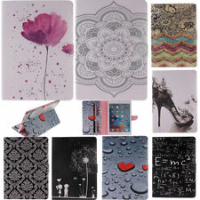 Card Holder Wallet Case for Samsung Galaxy iPad PU Leather Magnetic Flip Cover