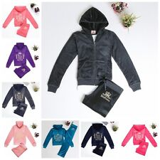 2016 Women Embroidery Tracksuit Sport YOGA RUNNING Sweat Suit junior S-3XL 1005
