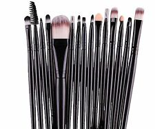 15 pieces per sets Eye Shadow Foundation Eyebrow Lip Brush Makeup Brushes Tool