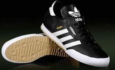 adidas Original Samba Super Mens Black White Trainers Sizes UK 7 - 13 019099