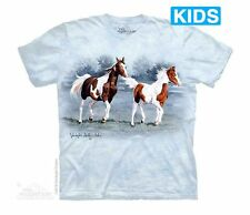 **NEW DESIGN** Trot Trot Child's Mountain T-Shirt - Child's S-XL
