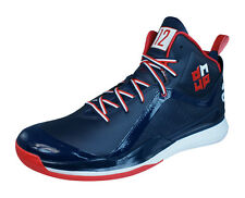 adidas D Howard 5 Mens Basketball Sneakers / Shoes - Navy Blue