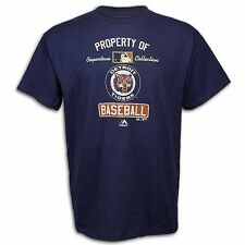 Detroit Tigers Vintage Property of T-Shirt