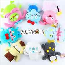 8 Styles New Sanrio Characters Uglydoll OX Wage Babo Tray Soft Plush Toys Dolls