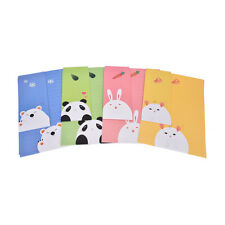 Animals Letter set Writing Stationary paper & Envelope for Postcard &Letter fouk