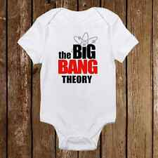 Baby Big Bang Theory Bazinga Onesies - Unisex Baby Clothes - Geeky Onesie
