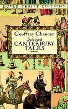 Geoffrey Chaucer - Selected Canterbury Tales by Geoffrey…