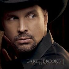 Garth Brooks The Ultimate Hits 3 Discs 2 CD 1 DVD Music Videos Pearl 2007