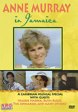DVD : Anne Murray ~  In Jamaica Music Brand New  DVD
