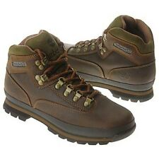 NIB Timberland Euro Hiker Men's Brown casual and Hiking Boots - Medium and Wide