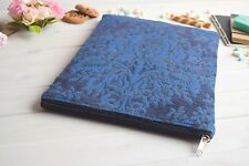 "Blue Laptop Sleeve Case Pouch For Macbook Pro Air Retina 11"" 12"" 13"""