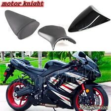 Passenger Seat Rear Seat fairing Cushion Rider For Kawasaki Ninja ZX-6R 2007 08