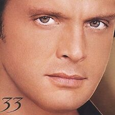 33 by Luis Miguel (CD, Sep-2003, WEA Latina)