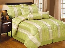 Lizet™ 7 Pc. Comforter Set By Sally Home Textiles® - Assorted Colors & Sizes