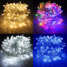 New LED Fairy String Lights for Christmas Tree Garden Party Indoor/Outdoor