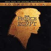 The Prince Of Egypt: Music From The Original Motion Picture Soundtrack FREE SHIP