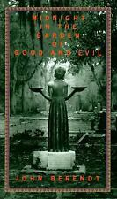 Midnight in the Garden of Good and Evil by John Berendt (1994, Hardcover)