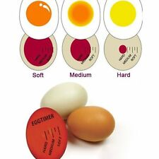 Colour Changing Egg Heat Sensitive Timer Perfect Boiled Eggs Kitchen Helper Tool
