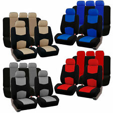 Front Rear Universal Car Seat Covers Auto Car Seat Covers Vehicles Accessories S