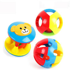 Hot Cute Handbells Musical Developmental Toy Bed Bells Kids Baby Rattle  ❤