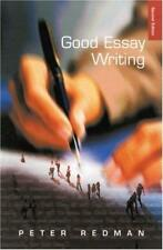 Good Essay Writing: A Social Sciences Guide (Published in association with The O