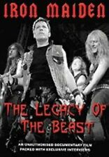 Iron Maiden: The Legacy of the Beast - DVD Region 1
