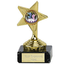 Budget Guide Star Dance Trophy Award  Personalised FREE ENGRAVING