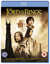 The Lord Of The Rings - The Two Towers (Blu-ray, 2010)