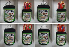 Boston Tea Party Fabric Eyeglass Case Holder Pencil Holder Add Special NAME