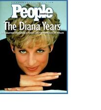 DIANA YEARS, CELEBRATING THE UNIQUE MAGIC OF THE PRINCESS OF WALES