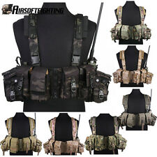 EMERSON LBT-1961 Load Bearing Chest Rig Airsoft Military Tactical Vest Hunting