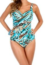 Miraclesuit MixMaster Bella Underwire OnePiece Swimsuit 450070 BNWT sizeAU14,16