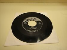 """THE AUTUMNS Collectible  45 record  Exodus / Never   Doo Wop Rare 45rpm 7"""""""