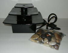 HoMedics Envirascape Stone Temple Tabletop Relaxation Fountain WF-TEMP