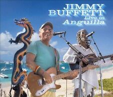 Live in Anguilla by Jimmy Buffett (2CD, 1DVD)