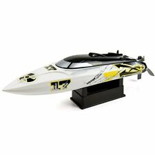 """Atomik Barbwire 17"""" RTR Brushless Electric Self Righting Deep Vee Hull RC Boat"""
