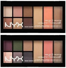 NYX THE Go To PALETTE GTP Wanderlust / or Bon Voyage