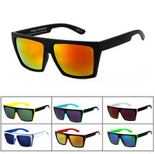 Mens Womens Oversized Outdoor UV400 Sport Cycling Driving Sunglasses Glasses