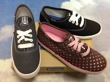 Keds Kids Original Champion Oxford CVO Lace Canvas Sneaker Toddler Size 6 to 12