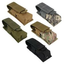 Tactical Molle Pouch EDC Utility Sports Waist Bag Phone Holster Holder Case Army