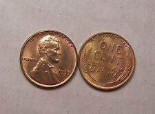 1955-S Lincoln Wheat Cent Choice Red Gem Brilliant Uncirculated BU !Luster!