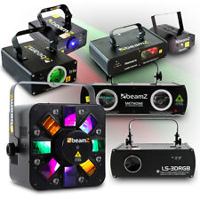 CHOICE BEAMZ Sound Active Stage Club Disco DJ Party Laser Light Colour Lighting
