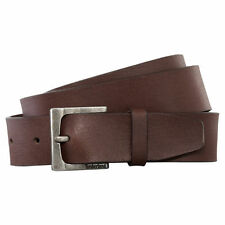 Timberland Men's Classic Jean Leather Brown Belt Style #A1C2U (214) All Sizes