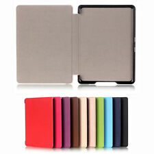 Pu Leather Case Thin Cover & Slim Light for New Amazon Kindle (8th Gen. 2016)