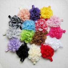 Kids Girl Baby Headband Toddler Lace Bowknot Flower Hair Band Headwear Headress