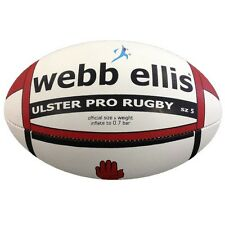 Webb Ellis Ulster Pro Rugby Ball - Same day dispatch
