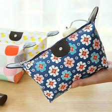 Travel Handbag Cosmetic Makeup Bag Pencil Case Storage Pouch Purse Waterproof