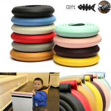 Baby Safety Table desk Edge Corner Cushion Guard Strip Softener Protector +GIFT